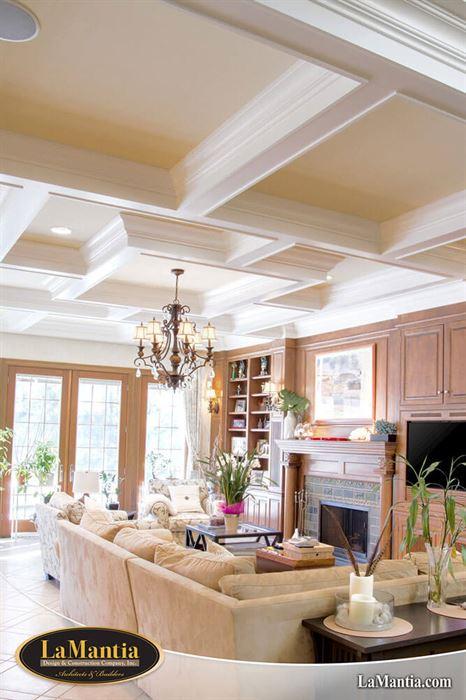 lamantia family room renovation image