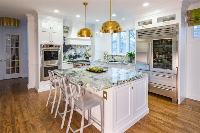 Renovated Forest Park kitchen