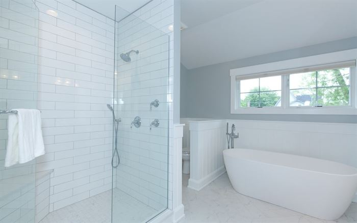 La Grange bathroom remodel