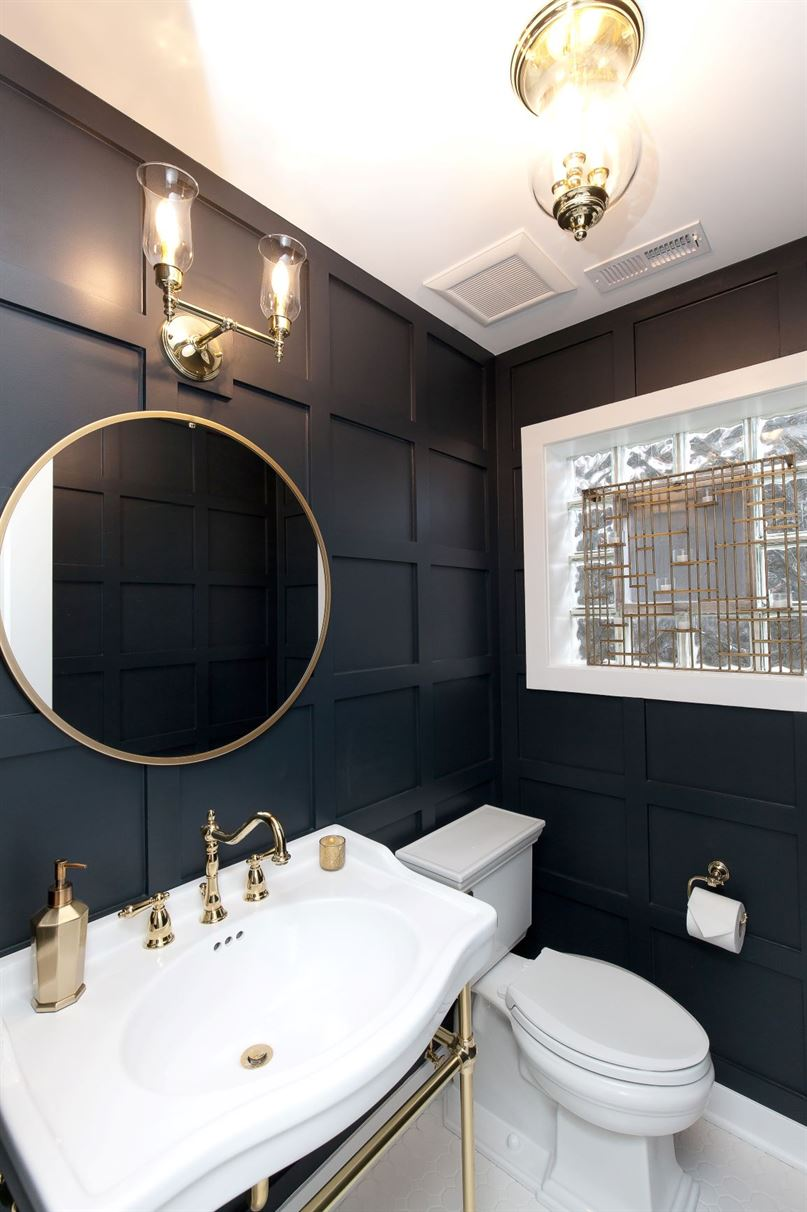 Powder Room Renovation