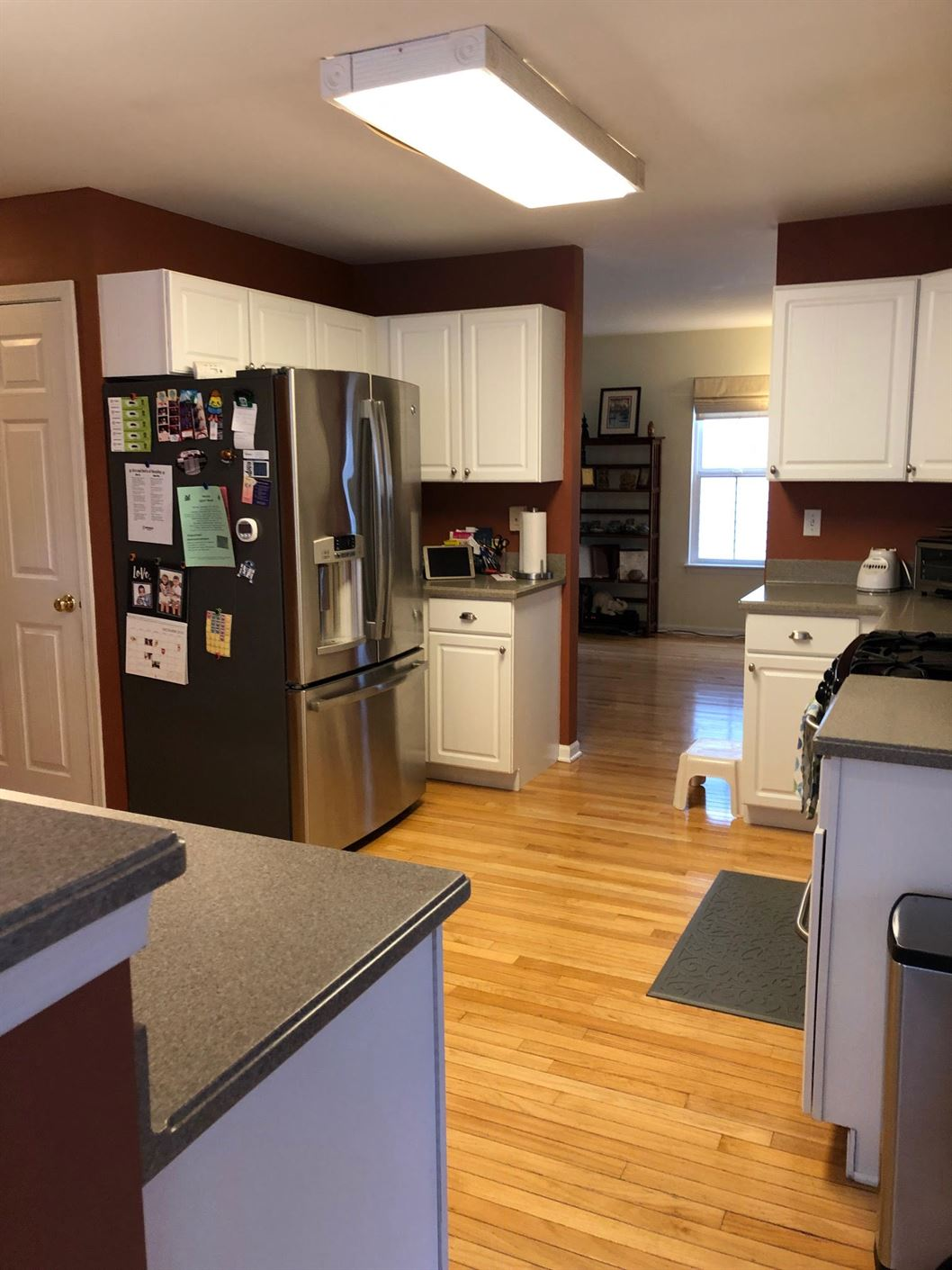 Downers Grove Kitchen Remodel - Before