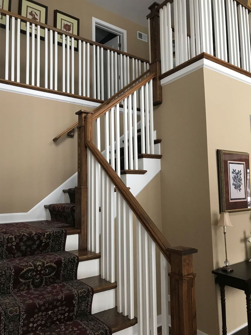 Western Springs Home Original Stairs