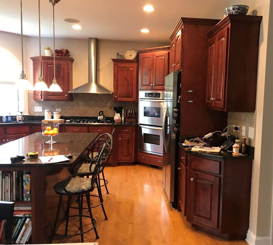 bright white kitchen remodel | downers grove, il