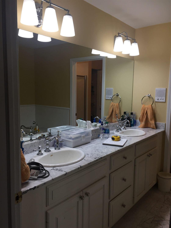 Garcia Master Bath Remodel - Before